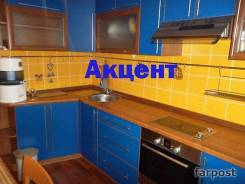 3-комнатная, улица Адмирала Кузнецова 53. 64, 71 микрорайоны, агентство, 60,0кв.м. Кухня