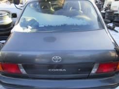 Крышка багажника. Toyota Corsa