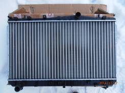 Радиатор охлаждения двигателя. Daewoo Nubira Chevrolet Lacetti, J200 Suzuki Forenza Двигатели: F16D3, F14D3