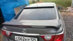 Спойлер на заднее стекло. Toyota Mark X