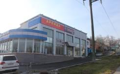 Торговые помещения. 72кв.м., улица Маковского 48а, р-н Седанка. Дом снаружи