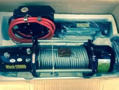 Electrik Winch 12000 IB. УАЗ 469