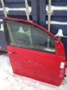 Дверь боковая. Toyota Passo, KGC10 Двигатель 1KRFE