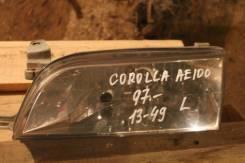 Фара Corolla  AE101  97-  хрусталь оригинал левая