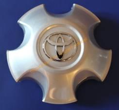 """4шт крышки литых дисков Toyota Land Cruiser 100. Диаметр 16"""", 1шт"""