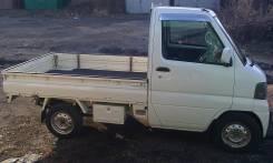 Mitsubishi Minicab. Дешево продам хороший грузовик + бонусы., 700куб. см., 500кг., 4x4