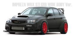 Кузов в сборе. Subaru Impreza, GRB Subaru Impreza WRX STI, GRB