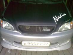 Накладка на фару. Toyota Nadia, ACN10, SXN10