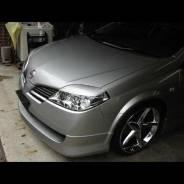 Накладка на фару. Nissan Primera, P12