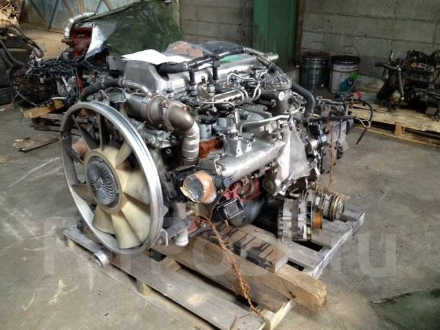 Двигатель в сборе. Hino Ranger Двигатель J07E