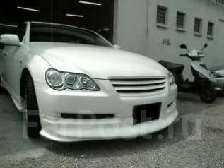 Обвес кузова аэродинамический. Toyota Mark X. Под заказ