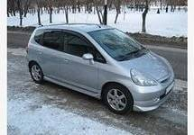 Бампер. Honda Fit, GD3, GD2