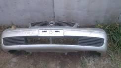 Бампер. Nissan Sunny, SB15, B15, FNB15, FB15 Двигатели: QG13DE, QG15DE, YD22DD, YD22D