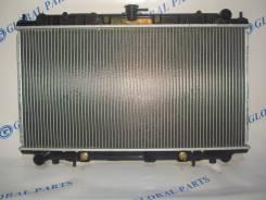 Радиатор охлаждения двигателя NISSAN BLUEBIRD U14/PRIMERA CAMINO P11/INFINITI G20 SR18/20 95-01 (Склад №16_2)