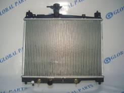 Радиатор охлаждения двигателя TOYOTA YARIS VITZ/ECHO/PLATZ, SCP1#, 1/2SZ-FE 99-05