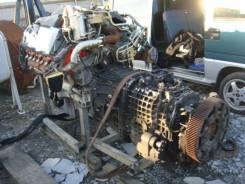 Механическая коробка переключения передач. Isuzu Giga, CYZ74V3W Двигатель 8TD1