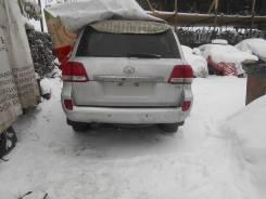 Toyota Land Cruiser. 1VDFTV