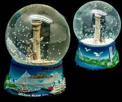 Снежные шары.