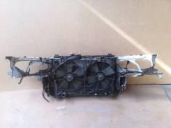 Вентилятор охлаждения радиатора. Toyota Altezza, SXE10 Двигатели: 3SGE, 3S
