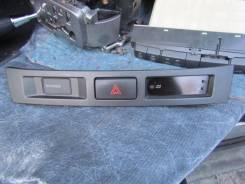 Консоль с часами. Toyota Mark II, JZX110 Двигатель 1JZFSE