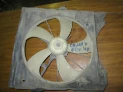 Вентилятор охлаждения радиатора. Toyota Camry, ACV40