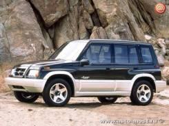 Передний бампер Escudo 90-94 год 5 DOOR. Suzuki Escudo