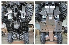 Защита днища, рычагов и подножек ATV Stels 300 (квадроцикл)