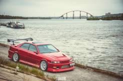 Обвес кузова аэродинамический. Toyota Sports Toyota Chaser. Под заказ