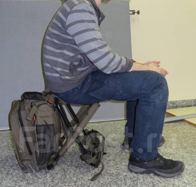 Рюкзак-стул retki finland 30 сумка-рюкзак кожаный женский купить