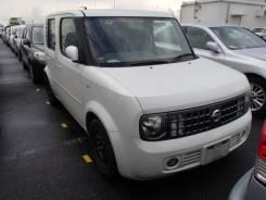 Nissan Cube. автомат, передний, 1.4, бензин, б/п, нет птс. Под заказ