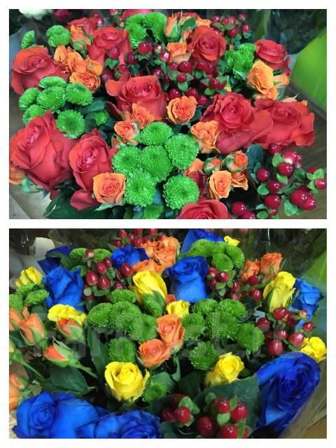 Доставка цветов в артеме роза дв