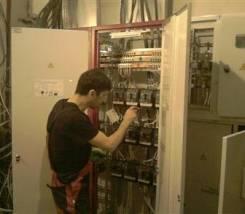 Электрик - Электромонтажные Работы . Быстро, надёжно, качественно.