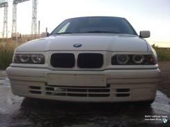 Накладка на фару. BMW