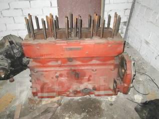 Блок цилиндров. Вгтз ДТ-75 ГАЗ ГАЗ
