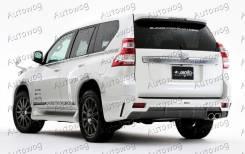 Обвес кузова аэродинамический. Toyota Land Cruiser Prado, GDJ150W, TRJ150W, GDJ151W, GDJ150L, TRJ12, GRJ150W, GRJ150L, KDJ150L, GRJ151W Двигатели: 1GD...