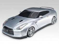 Р/у автомодель Tomahawk MX с кузовом Nissan GT R