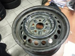 Toyota. 6.5x15, 5x114.30, ЦО 60,1мм.