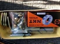 митсубиси кантер 1994г. передние шкворня