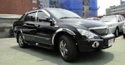 Корпус зеркала. SsangYong Actyon Sports