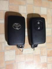 Ключ зажигания. Toyota: Vitz, Ractis, Wish, Rush, Corolla Fielder, Prius, Aqua