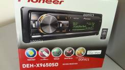 Pioneer DEH-X9650SD CD-ресивер с RDS/Mixtrax EZ/3RCA/iPod/iPhone и And