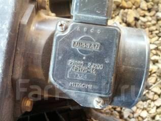 Датчик расхода воздуха Nissan Bluebird ENU14 SR18DE, SR20DE 226802J200
