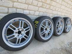 Black Racing. 7.0x17, 5x100.00, ET50