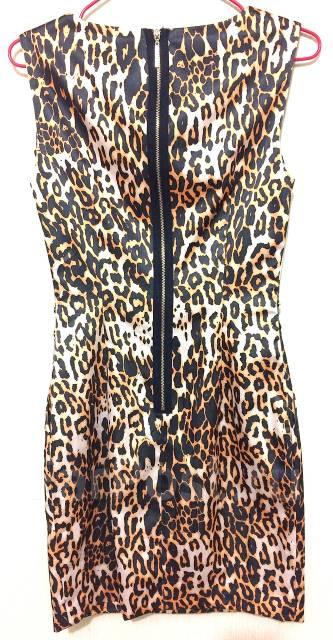Love republic платье леопардовое