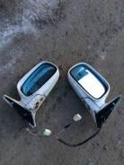 Зеркало заднего вида боковое. Toyota Mark II, GX105, JZX105, JZX100, GX100, JZX101, LX100 Toyota Chaser, GX100, JZX101, LX100, JZX100, JZX105, SX100...