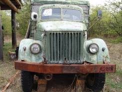 ГАЗ 51. Продам грузовик газ-51 на ходу 1963г, 3 500 куб. см., 2 500 кг.