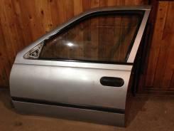 Крепление боковой двери. Nissan Pulsar Nissan Sunny Двигатель CD17