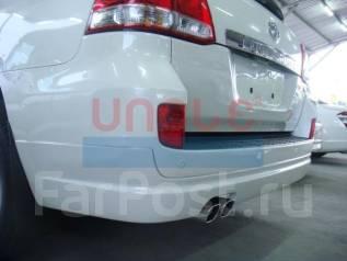 Обвес кузова аэродинамический. Toyota Land Cruiser, GRJ200, J200, URJ200, UZJ200, UZJ200W, VDJ200