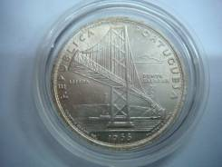 Португалия 20 эскудо 1966 Мост Салазара