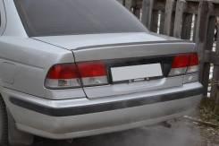 Спойлер. Nissan Sunny, SB15, B15, JB15, FNB15, FB15, QB15